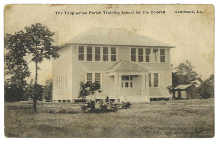 Tangipahoa Parish Training School for the Colored