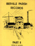Iberville Parish Records-Vol. 2